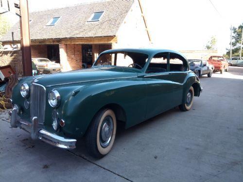 R I Johnson Jaguar Sports Cars Classic Sports Vintage Cars